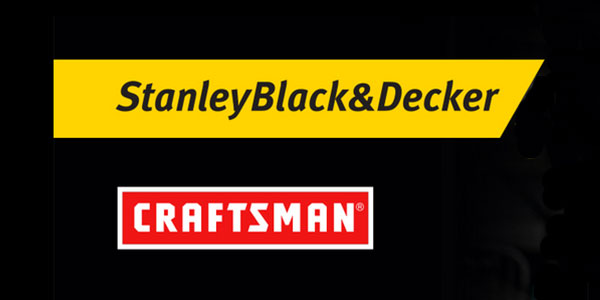 stanley black and decker