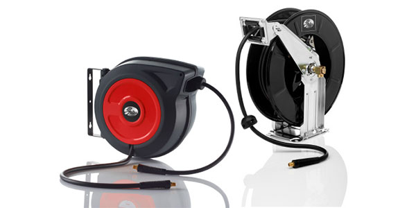 Gates presents two variations of the Retractable Air Hose Reel the result of extensive customer feedback.  sc 1 st  Tech Shop Magazine & Gates Offers New Retractable Air Hose Reels