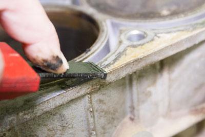 carbide scraper