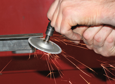 Innovative Products of America (IPA) 3-in-1 Diamond Grinding Wheels