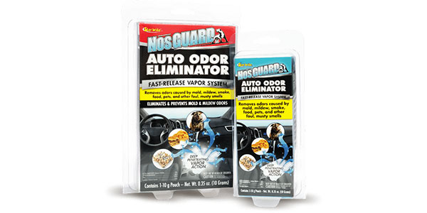 NosGuard SG Auto Odor Eliminator from Star brite