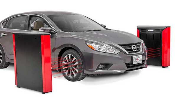 Quick Check Drive touchless alignment inspection system