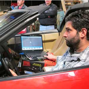 efi university offers extensive training and hands on experience for those who wish to learn the ins and outs of efi. (photo from pro car associates advanced efi 101 class)