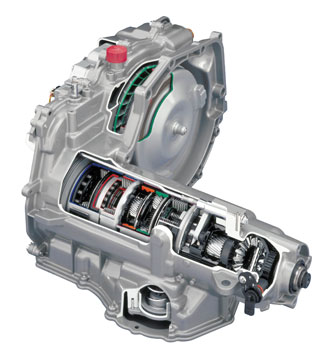 Hydra-Matic, four speed FWD Automatic Transmission